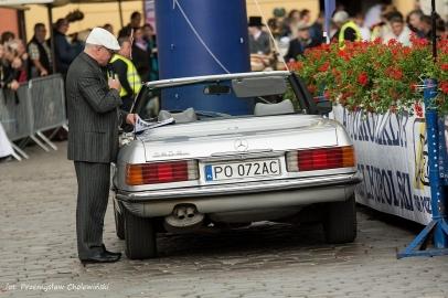 XIII Zlot Zabytkowych Mercedesów (1)
