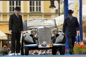 XIII Zlot Zabytkowych Mercedesów (10)
