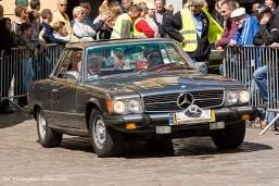 XIII Zlot Zabytkowych Mercedesów (108)