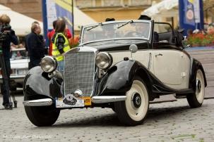 XIII Zlot Zabytkowych Mercedesów (11)