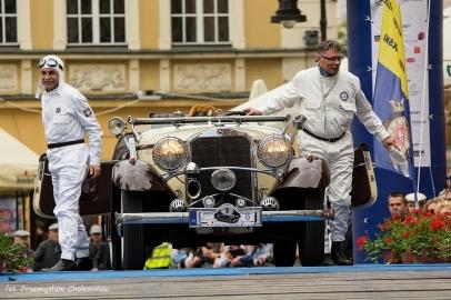 XIII Zlot Zabytkowych Mercedesów (12)