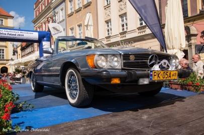 XIII Zlot Zabytkowych Mercedesów (120)