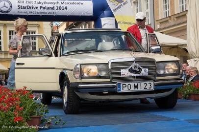 XIII Zlot Zabytkowych Mercedesów (131)