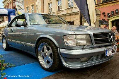XIII Zlot Zabytkowych Mercedesów (139)