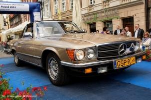 XIII Zlot Zabytkowych Mercedesów (140)