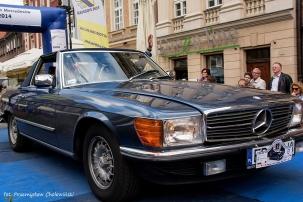 XIII Zlot Zabytkowych Mercedesów (141)