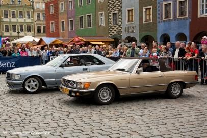 XIII Zlot Zabytkowych Mercedesów (142)