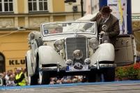 XIII Zlot Zabytkowych Mercedesów (15)