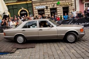 XIII Zlot Zabytkowych Mercedesów (152)