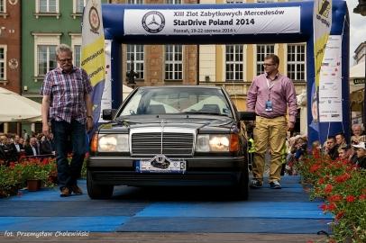 XIII Zlot Zabytkowych Mercedesów (153)
