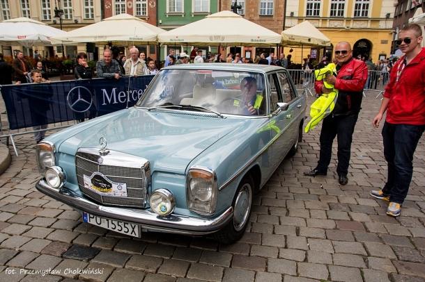 XIII Zlot Zabytkowych Mercedesów (156)