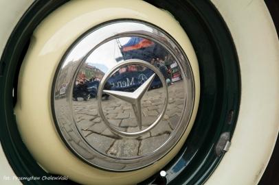 XIII Zlot Zabytkowych Mercedesów (20)