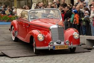 XIII Zlot Zabytkowych Mercedesów (21)