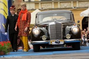 XIII Zlot Zabytkowych Mercedesów (22)
