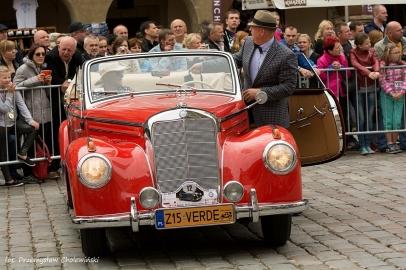 XIII Zlot Zabytkowych Mercedesów (23)