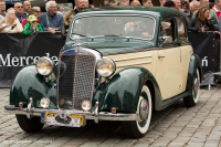 XIII Zlot Zabytkowych Mercedesów (24)
