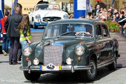 XIII Zlot Zabytkowych Mercedesów (31)