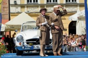 XIII Zlot Zabytkowych Mercedesów (32)