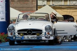 XIII Zlot Zabytkowych Mercedesów (33)