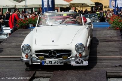 XIII Zlot Zabytkowych Mercedesów (34)