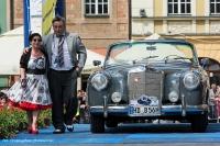 XIII Zlot Zabytkowych Mercedesów (35)