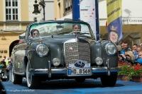 XIII Zlot Zabytkowych Mercedesów (36)