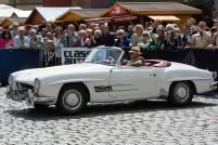 XIII Zlot Zabytkowych Mercedesów (37)