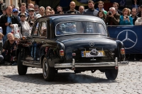 XIII Zlot Zabytkowych Mercedesów (40)