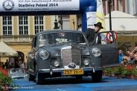 XIII Zlot Zabytkowych Mercedesów (41)