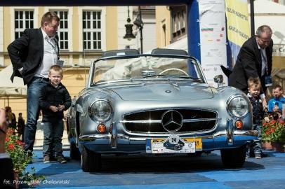XIII Zlot Zabytkowych Mercedesów (42)