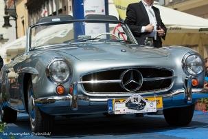 XIII Zlot Zabytkowych Mercedesów (43)
