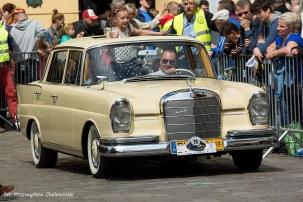 XIII Zlot Zabytkowych Mercedesów (44)