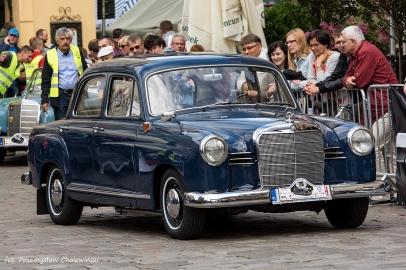 XIII Zlot Zabytkowych Mercedesów (45)