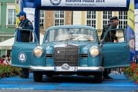 XIII Zlot Zabytkowych Mercedesów (48)