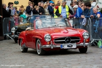 XIII Zlot Zabytkowych Mercedesów (49)