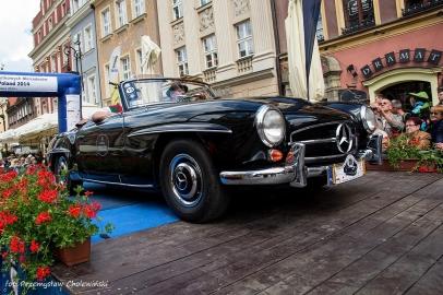 XIII Zlot Zabytkowych Mercedesów (53)