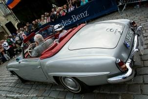 XIII Zlot Zabytkowych Mercedesów (55)