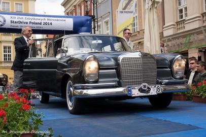 XIII Zlot Zabytkowych Mercedesów (64)