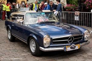 XIII Zlot Zabytkowych Mercedesów (66)