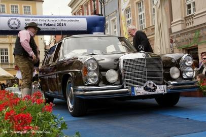 XIII Zlot Zabytkowych Mercedesów (80)
