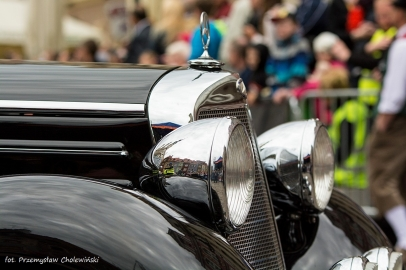 XIII Zlot Zabytkowych Mercedesów (9)