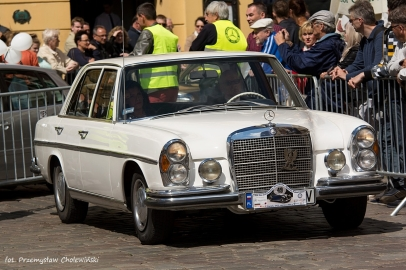 XIII Zlot Zabytkowych Mercedesów (91)