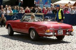 XIII Zlot Zabytkowych Mercedesów (98)