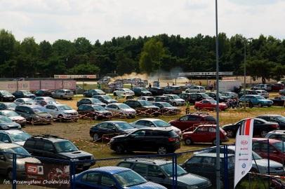 Wyscigi samochodowe Tor Poznan (147)